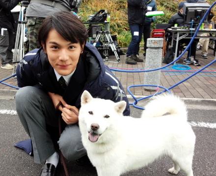 お父さん犬×中川大志