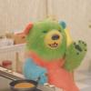 サランラップCMのクマの名前は?一緒にいる女の子は誰ですか?